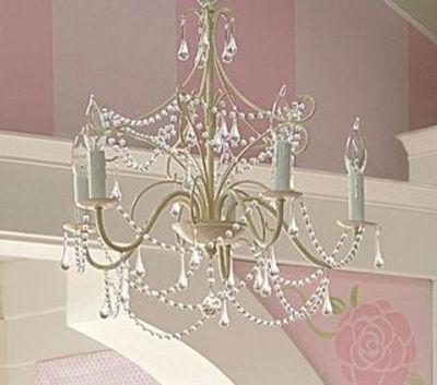 iluminacion dormitorio romnticas lmparas para la habitacin de las nias