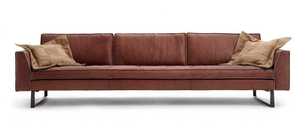 Sofa Sensation Tommy M Sofa Couch Mobel Sofa Leder Braun