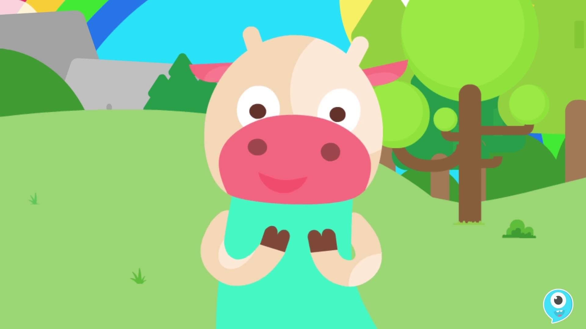 Learn Colors, Teach Colors, Preschool Nursery Rhymes for Kids and ...