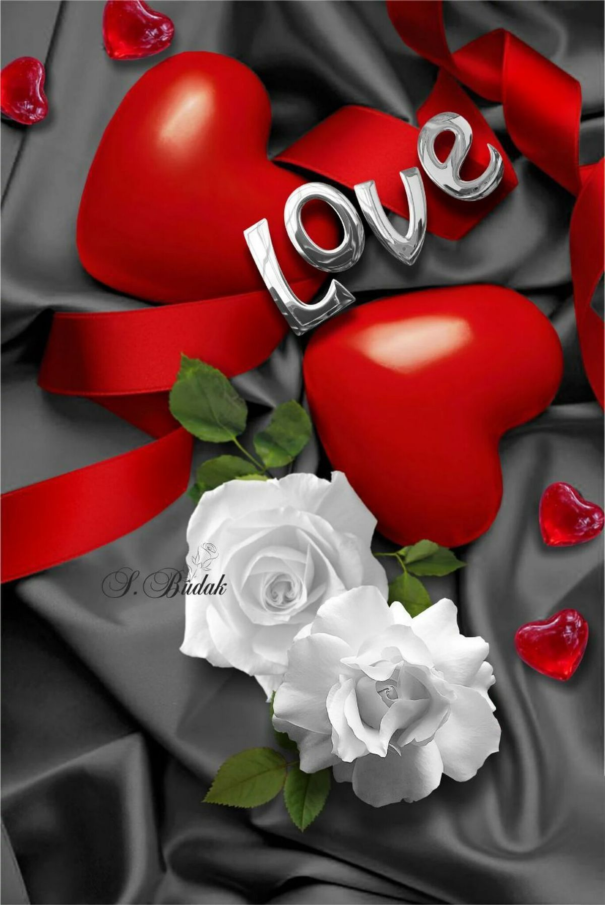 Pin By Yvonne Vermeulen On Liefde Wallpaper Iphone Love Love Heart Gif Love Heart Images