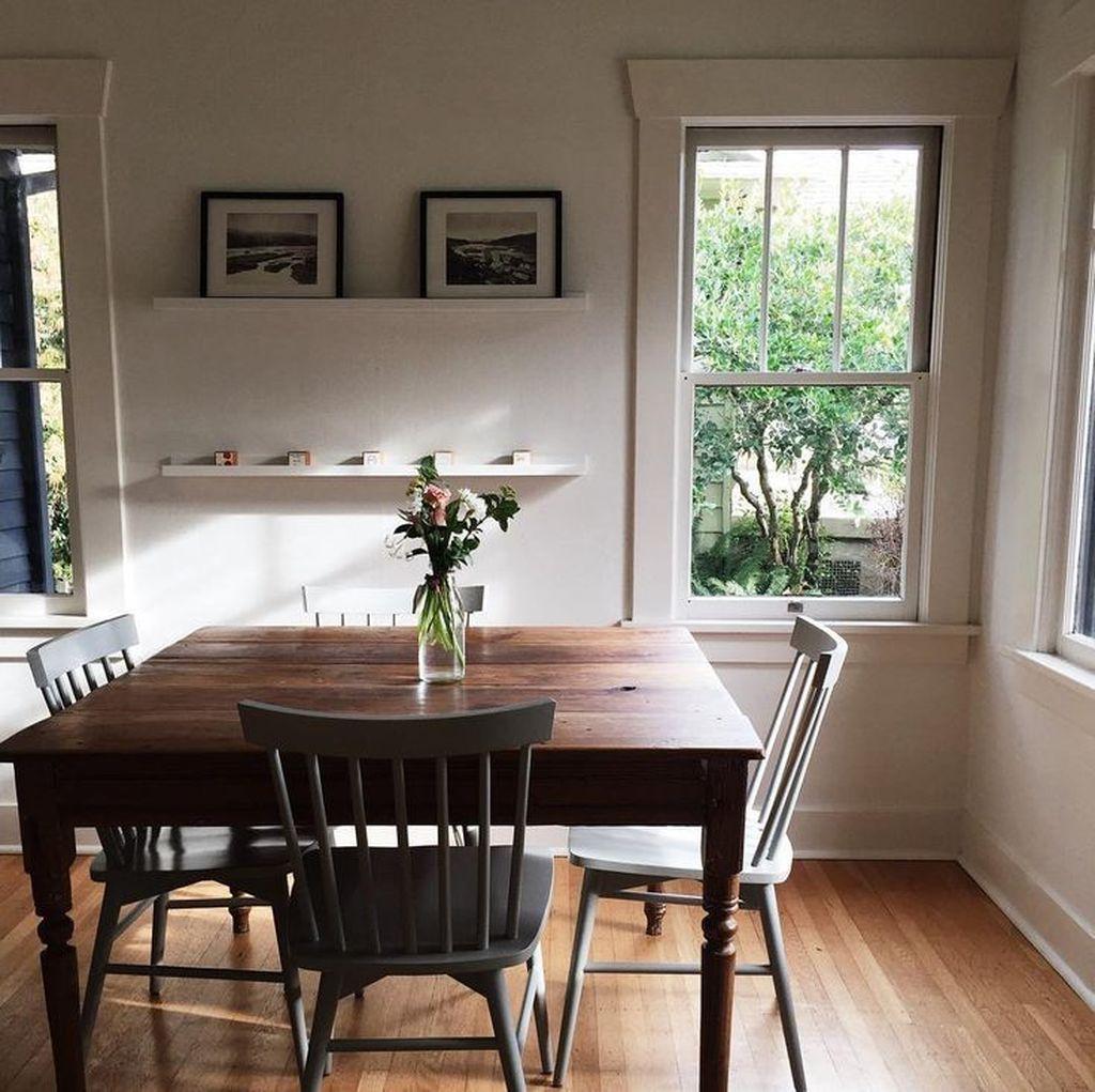 Simple Dining Room Decor: 44 Simple Dining Room Design