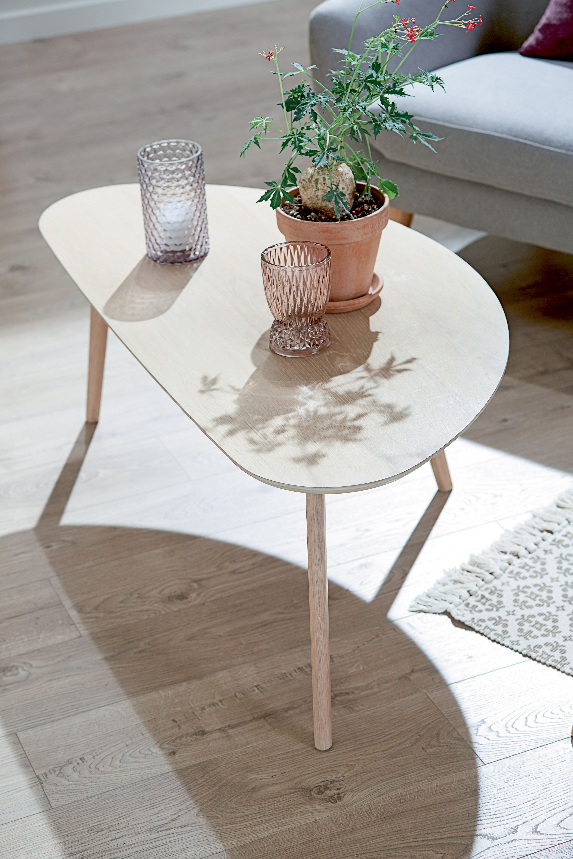 Scandinavian Design And Style With A Light Wooden Coffee Table Furniture Is Perfect For Any Home Quirky Appeal