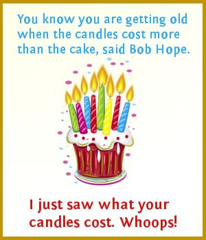Funny Aging Birthday Quotes