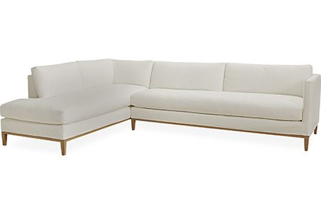 Good Lee Industries: Slipcovered Sectional Series   Off Kitchen?