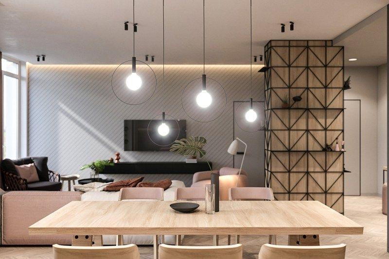 Minimalismo En Estilo Escandinavo Perfecta Combinancion Diseno Interiores Casas Decoracion Del Hogar Minimalista Sala Minimalista