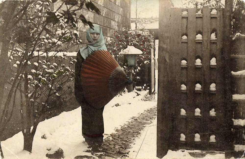 Winter in Kyoto, 1912