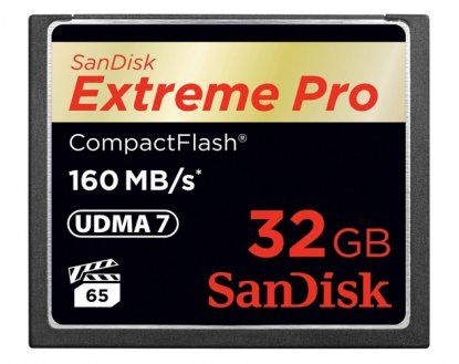 Best Memory Cards For Canon 5d Mark Iii Sandisk Extreme Pro Cf