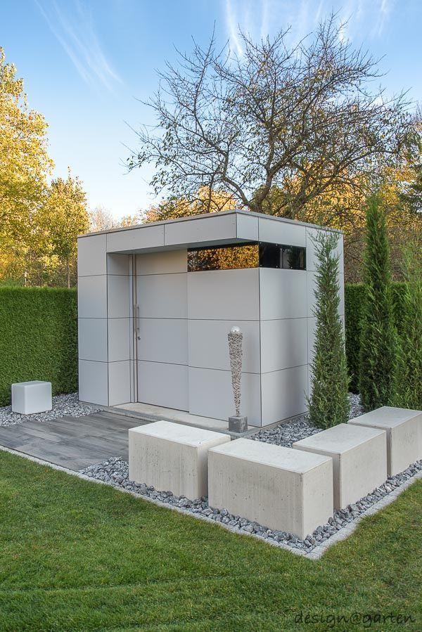 Design Gartenhaus _gart in Bobingen by design garten