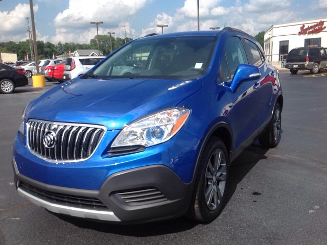Introducing The 2016 Buick Encore Both Practical And Stylish A