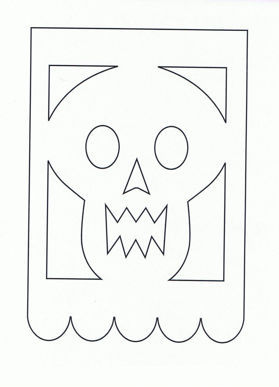Recursos Para Educacion Infantil Banderines De Halloween Bandera De Halloween Guirnaldas De Halloween Manualidades Dia De Muertos
