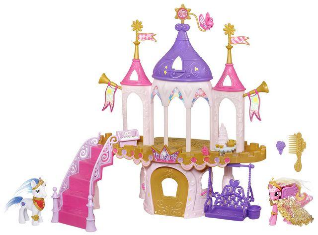 My Little Pony Pony Princess Wedding Castle Playset My Little Pony Princess Little Pony My Little Pony