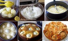 Bolu Apel Tenggelam Ala Jerman Versunkener Apfelkuchen Resep Memanggang Kue Makanan