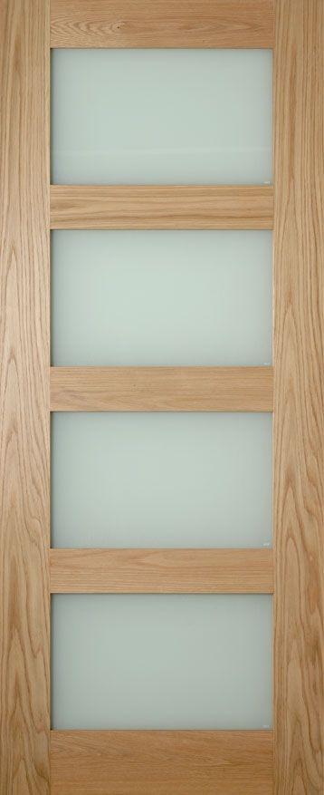 4 Panel Interior Doors Google Search Internal Glass Doors Frosted Glass Interior Doors Oak Interior Doors