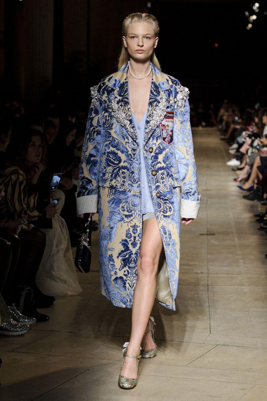 Miu Miu Autumn/Winter 2016-17 #PFW | Fashion, Fashion week ...