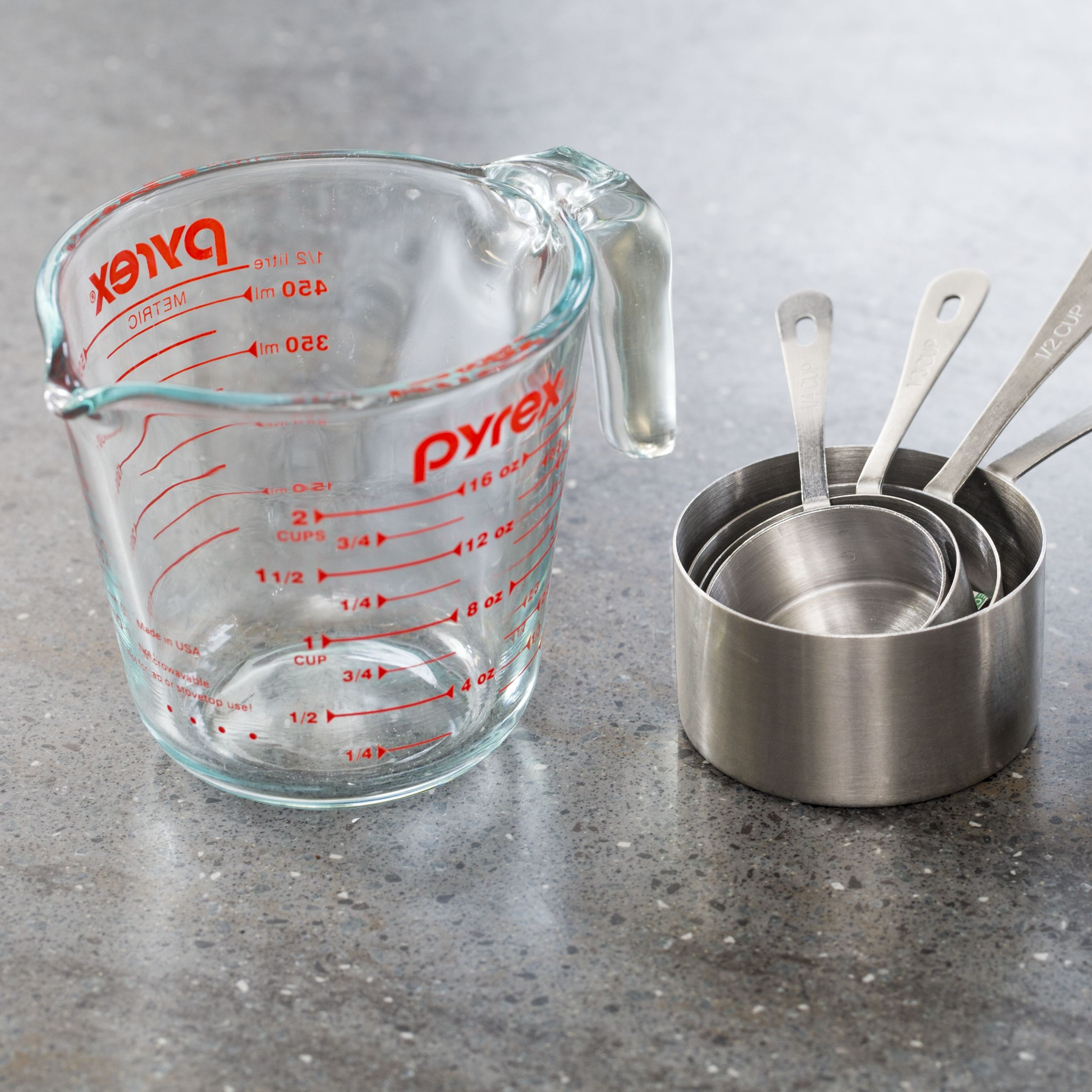 Is It Necessary To Use A Dry Measuring Cup For Dry