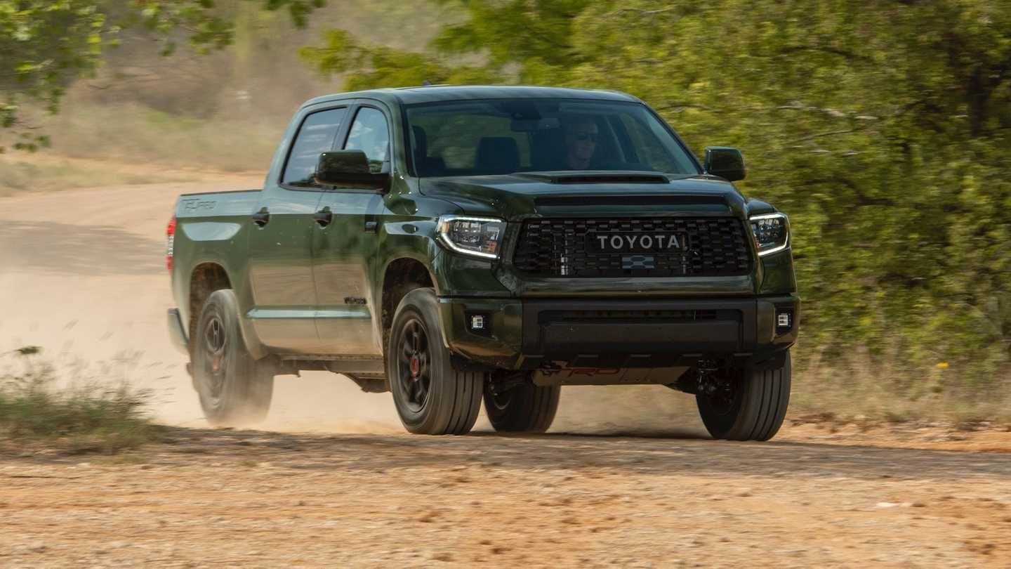 2020 Toyota Tundra TRD Pro Comparison For Teens Luxury