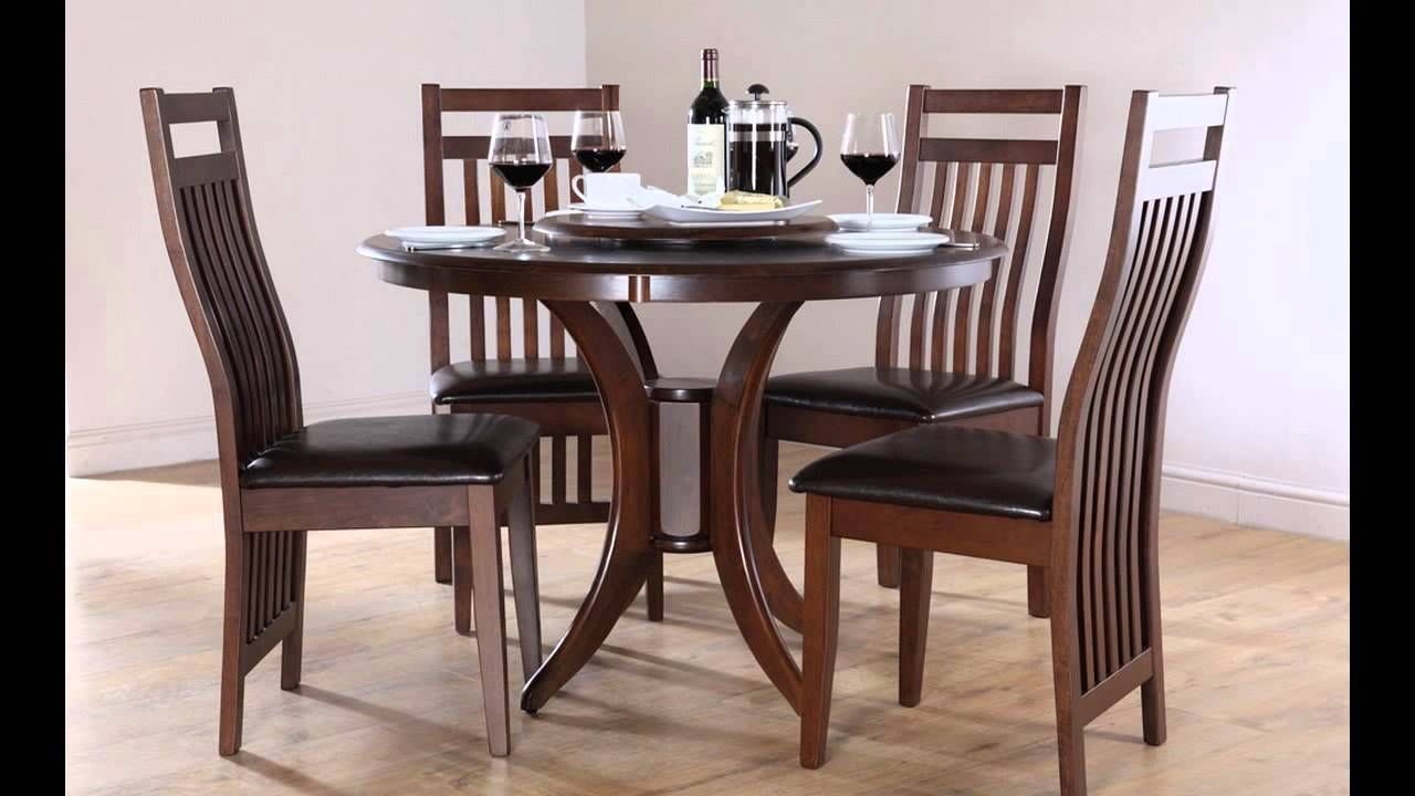 Dining Table And 4 Chairs The Ideal Family Dining Set In 2020