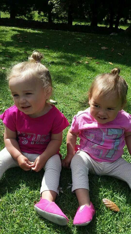 Aunty Annies twin mokos