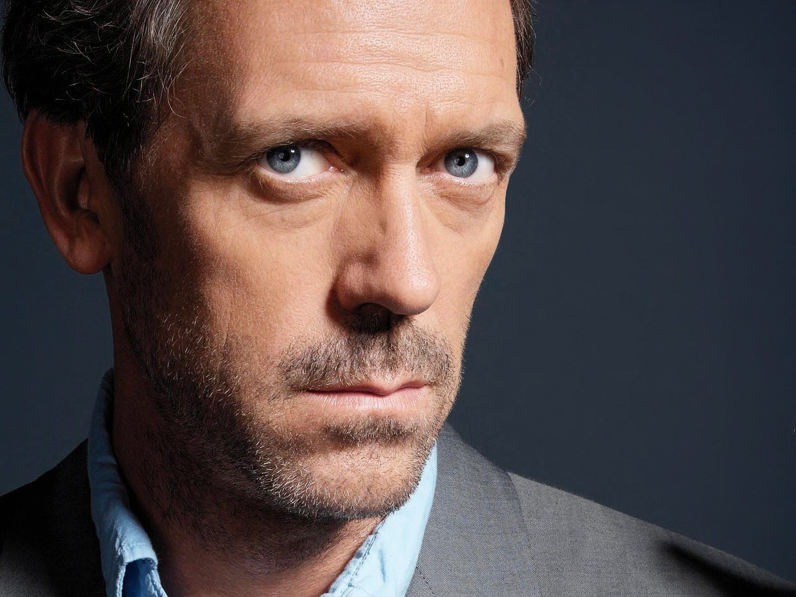 Everybody lies Dr Gregory House Hugh Laurie who plays Dr