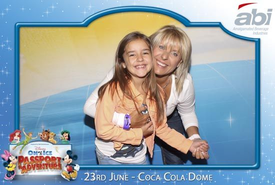 Face-Box Gallery Disney On Ice | ABI - 23 June 2013