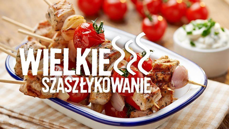 Szaszłyk na sto sposobów #grill #szaszlyk