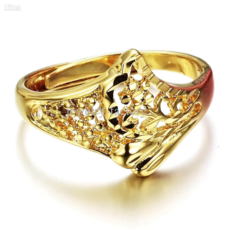 Classical 18k gold ring 2015 for bride Hd Wallpaper Full