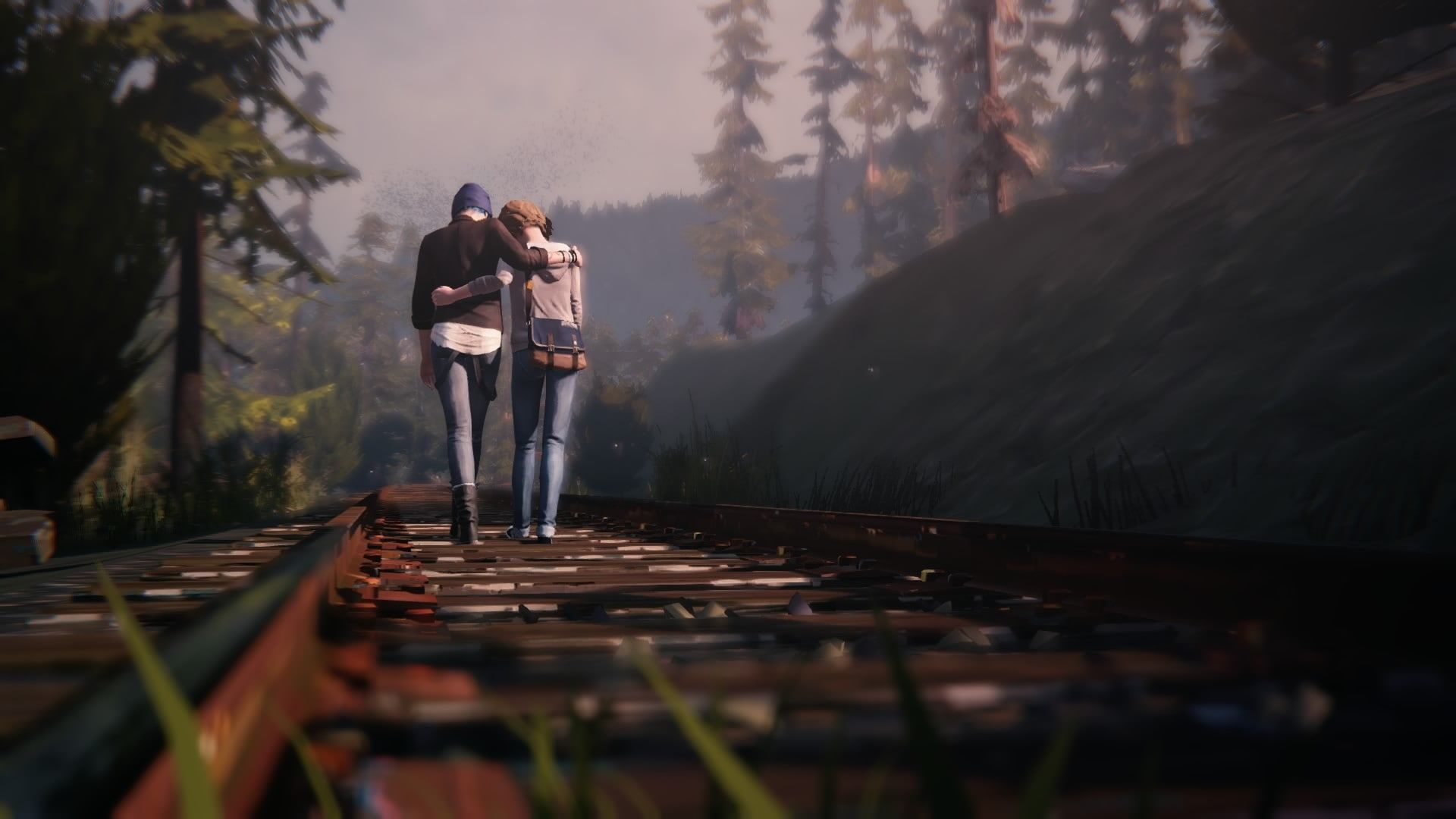 Life Is Strange Chloe Price Max Caulfield 1080p Wallpaper Hdwallpaper Desktop Life Is Strange Wallpaper Life Is Strange Episodes Life Is Strange