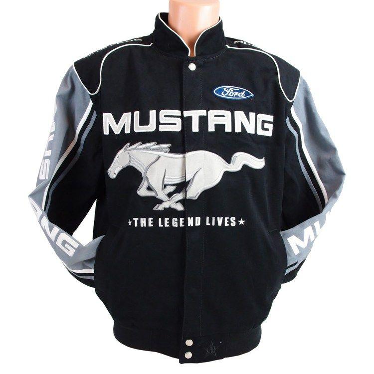 Ford Mustang Jacket Mustang Jacket Ford Mustang Mustang