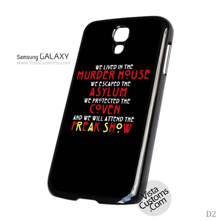 amarican horror story4 Phone Case For Apple, iphone 4, 4S, 5, 5S, 5C, 6, 6 +, iPod, 4 / 5, iPad 3 / 4 / 5, Samsung, Galaxy, S3, S4, S5, S6, Note, HTC, HTC One, HTC One X, BlackBerry, Z33