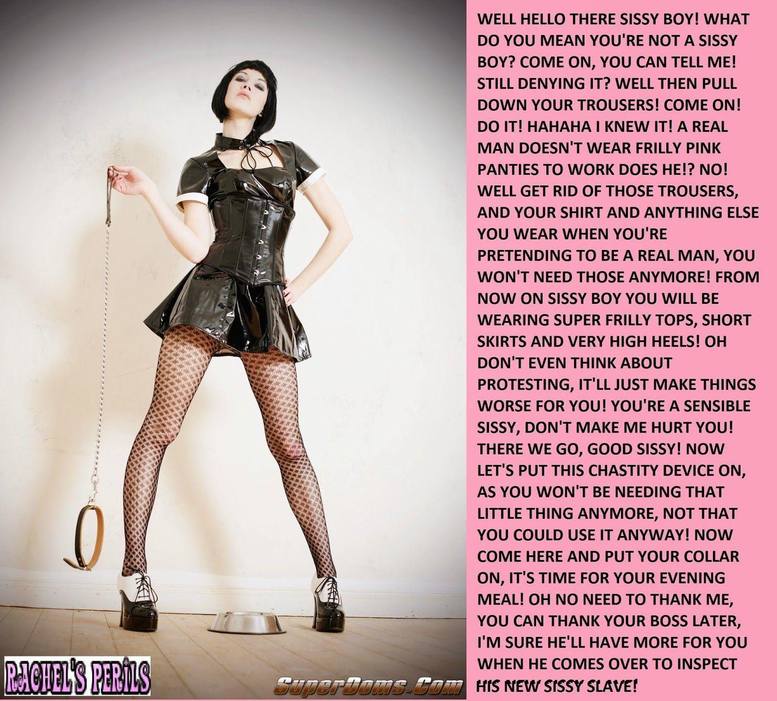 Slave sissy Sissy slave