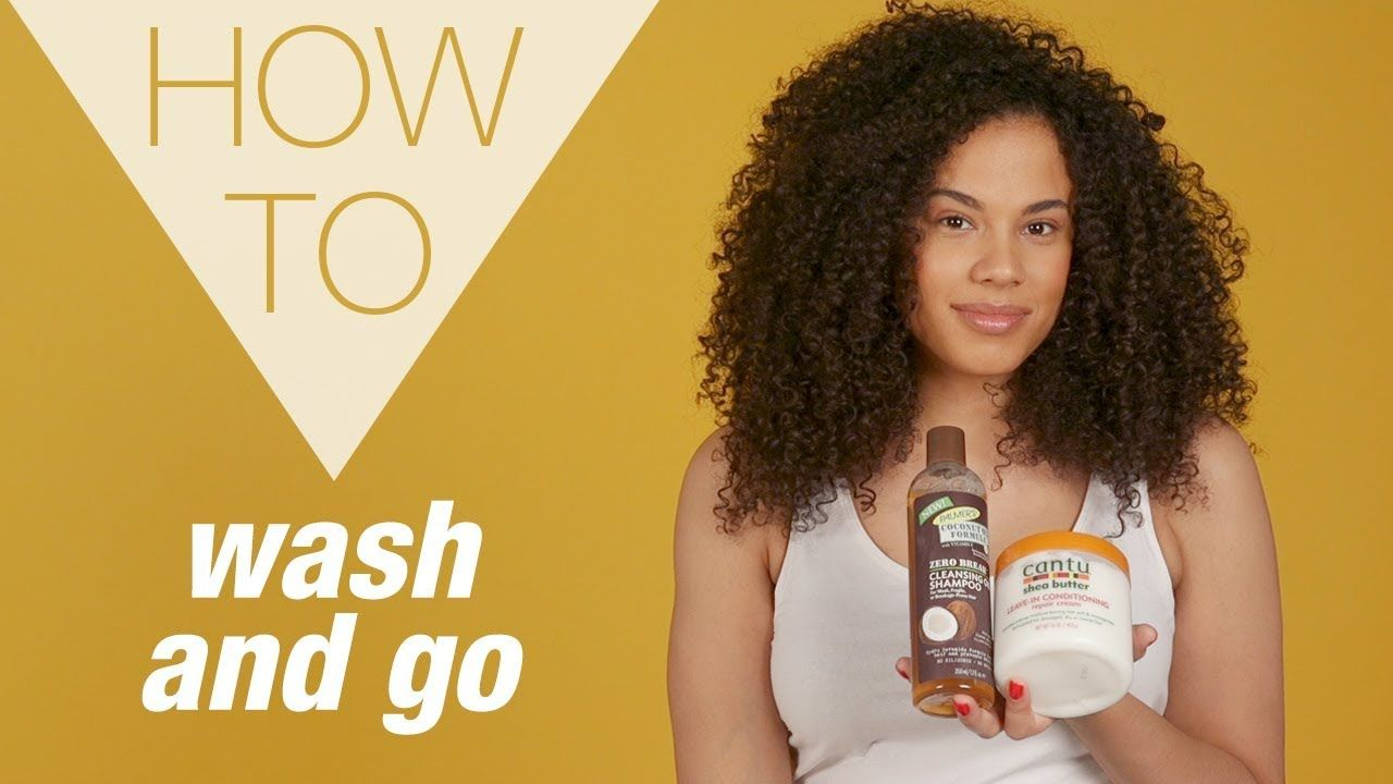 How To Wash And Go Curly Hair Hairissimba Superdrug
