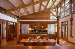 Eco House designed by Gon On Green Eco-Consultants.