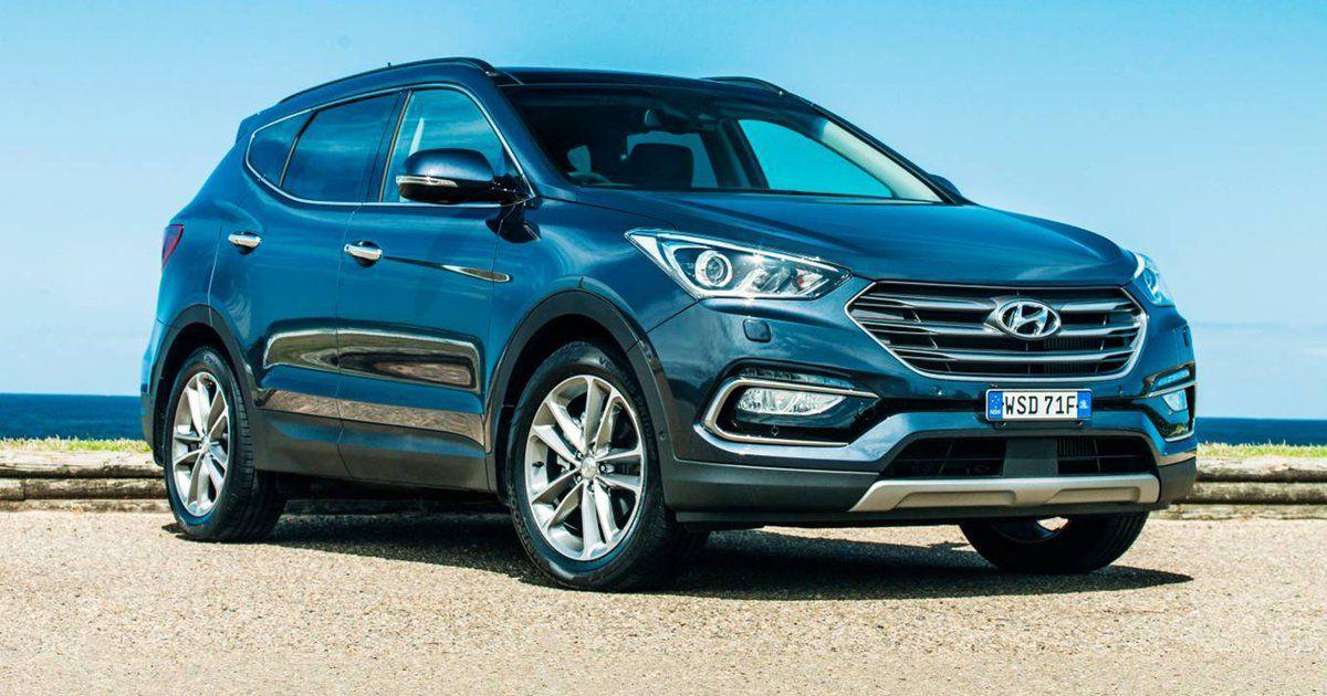 2017 Hyundai Santa Fe recalled for steering fix