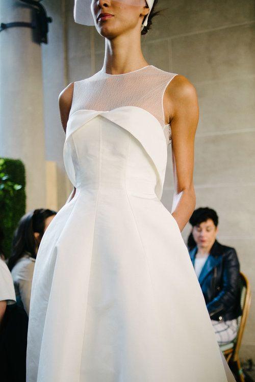 The lela rose fall 2017 bridal collection pinterest fashion week new york bridal fashion week 2016 lela rose fall 2017 collection little white dress bridal shop in denver junglespirit Gallery