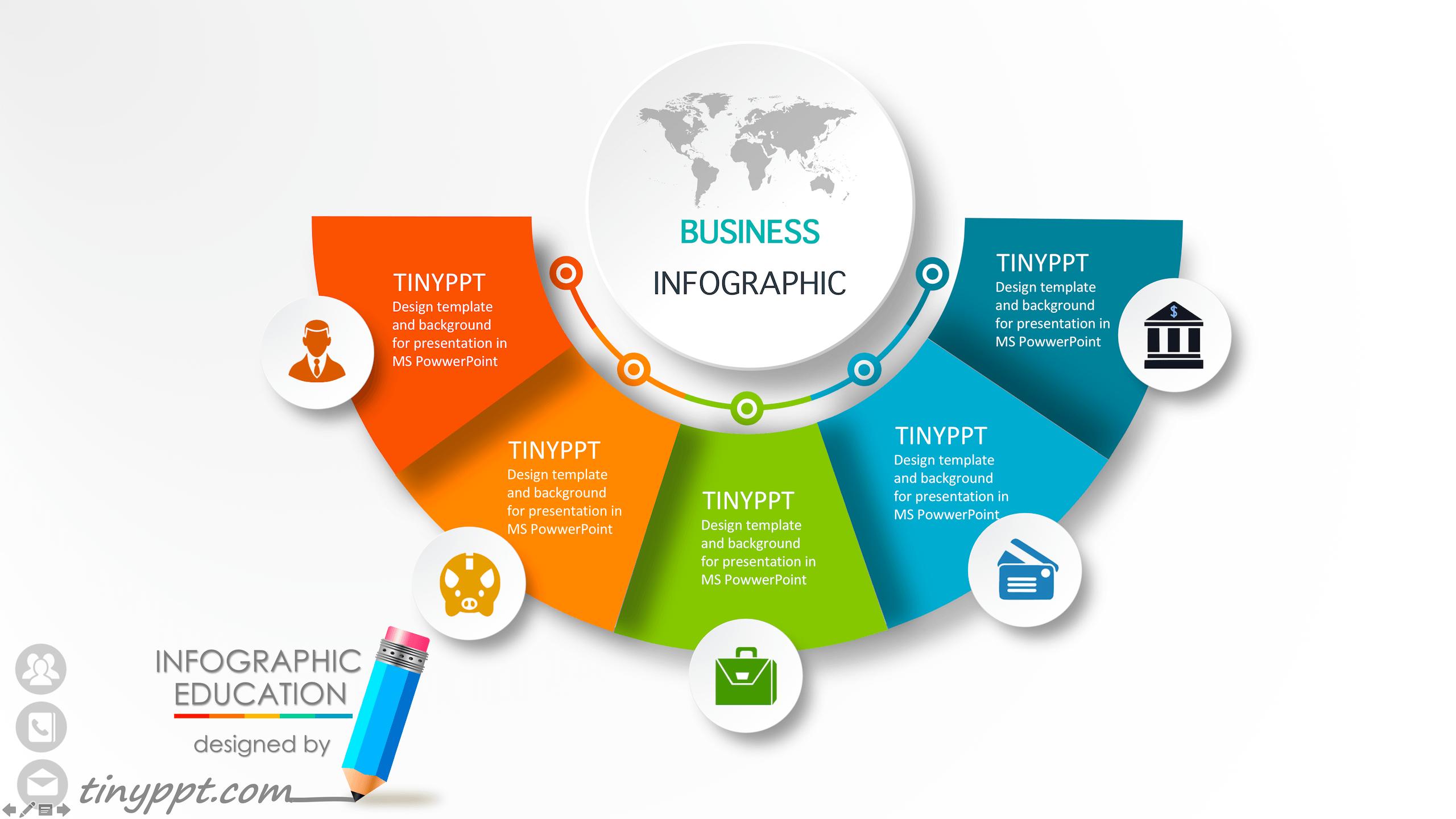 Infographic Powerpoint Presentation Microsoft Powerpoint