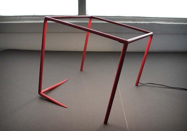SALONE MILAN 2012: BRERA DESIGN DISTRICT - Meet My Project: Urbicande - Cedric Dequidt - Core77