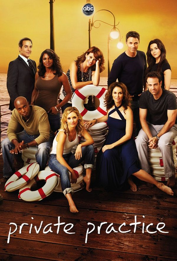 Private Practice: I liked this spin-off from grey\'s anatomy better ...