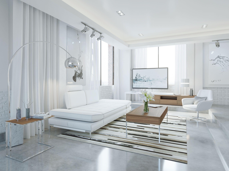 Sullivan Modern Sofa White Sticking to modern furniture s