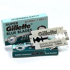 Gillette Super Blue Blades Ebay Vintage Ads Ebay Super