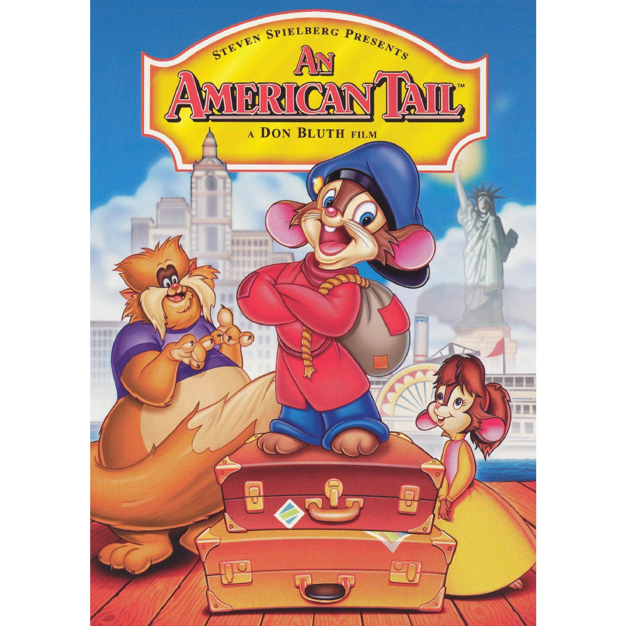 An American Tail (DVD) Classic movies for kids