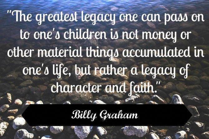 Billy Graham Quote lifequotes Billy graham, Billy