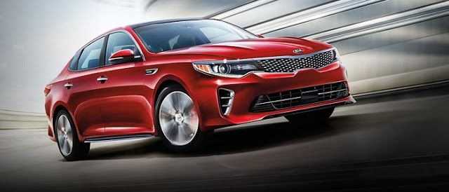 2016 Kia Optima Red Kia Optima Kia Kia Motors