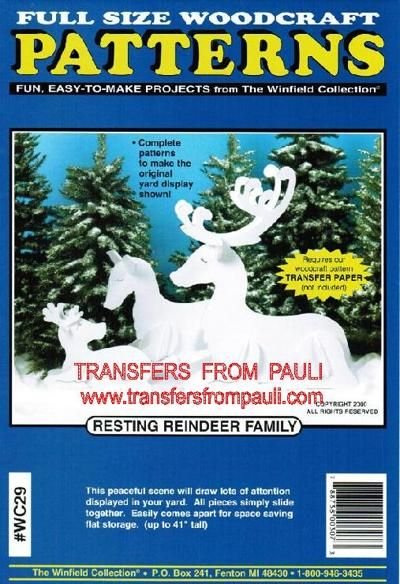 free wood patterns for yard decorations - Free Wooden Christmas Yard Decorations Patterns