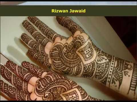 Mehndi Hand Name : Karva chauth mehndi design unleash your creativity