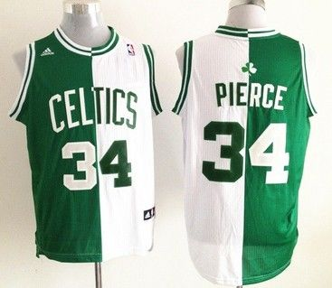 white Boston Paul Two Revolution Green Swingman Pierce Cheap Nba 34 Jerseys Throwback Nfl 30 Celtics Tone Jersey Men Jerseys