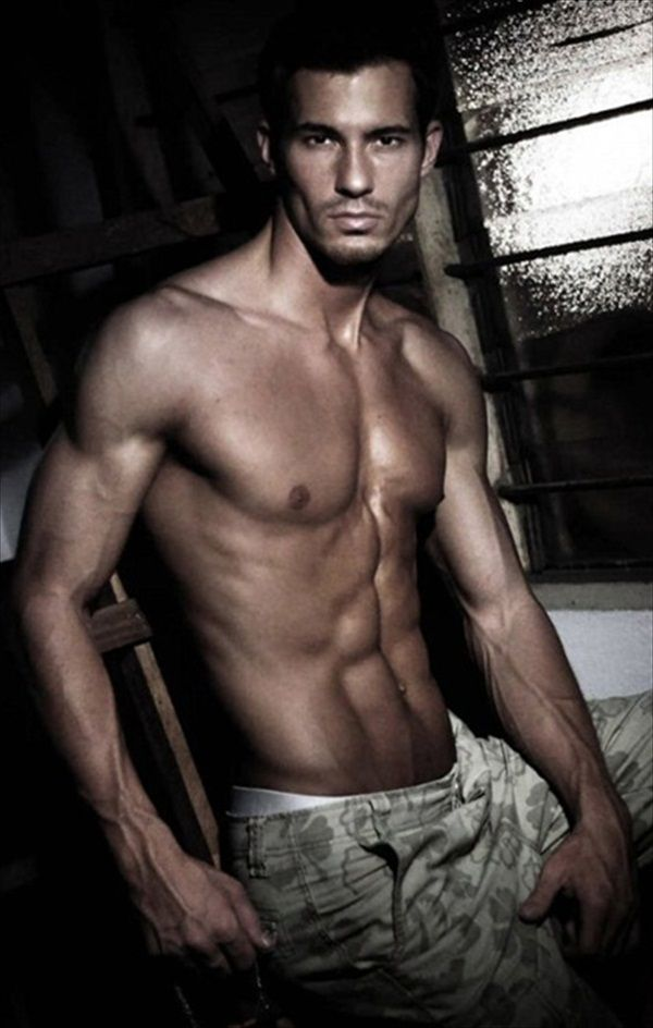 Pics of sexy male models