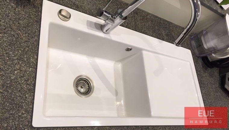 Keramikspüle Subway 60 XL flat Becken links - villeroy und boch küchenarmaturen