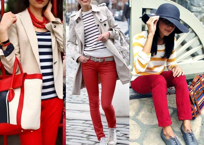 82eaab391b7 Πως να Φορεσω το Κοκκινο Παντελονι – Χρωματικοί Συνδυασμοί | μπότες ...
