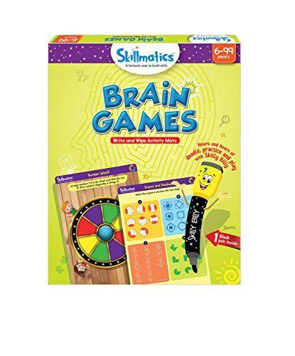 Skillmatics Educational Game: Brain Games 6-99 Years ...