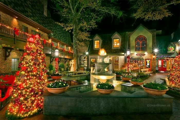 Christmas In Tennessee Vacation.Pin By Beverley Pearson On I Love Christmas Smoky Mountain